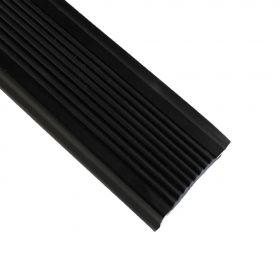 zwart trapprofiel aluminium